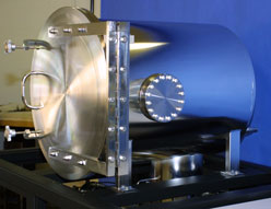 DVI Custom - Thermal Vacuum Test System - Chamber