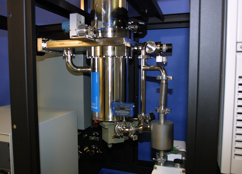 DVI Custom - Thermal Vacuum Test System - Cryopump