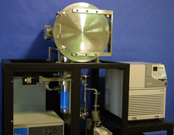 DVI Custom - Thermal Vacuum Test System - Front View 2