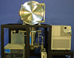 DVI Custom - Thermal Vacuum Test System - Front View