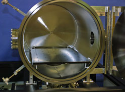 DVI Custom - Thermal Vacuum Test System - Platen